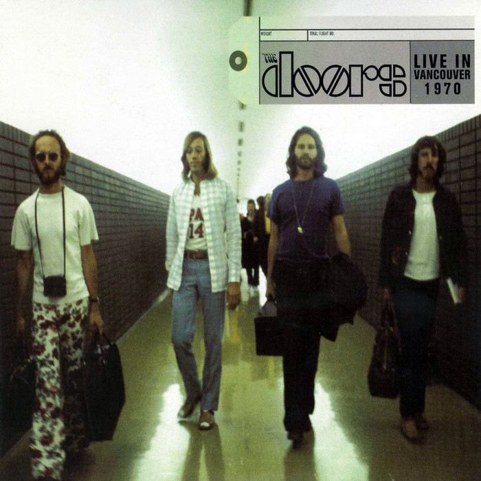 6c12ac7459bc19 Live In Vancouver 1970 - Rock - NIKA records