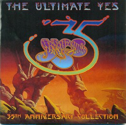 The Ultimate Yes (35th Anniversary Collection)