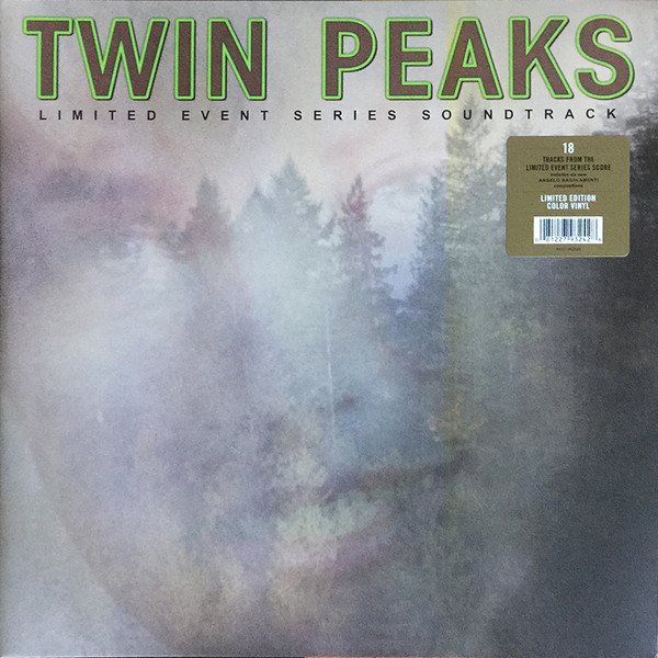 Twin Peaks (Limited Event Series) O s t  (Limited) (Colored Vinyl