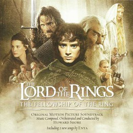 The Lord of the Rings: The Fellowship of the Ring O.S.T.