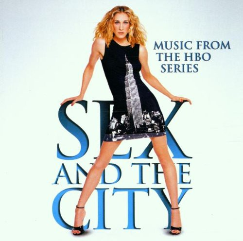 216c19d3a3fe Sex and the City O.S.T. - Soundtracks - NIKA records
