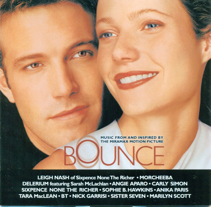 Bounce Music From And Inspired By The Miramax Motion Picture
